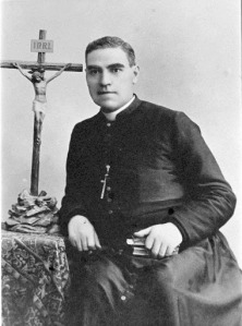 Ven. Fr. Felix Rougier, M.Sp.S and the Cross