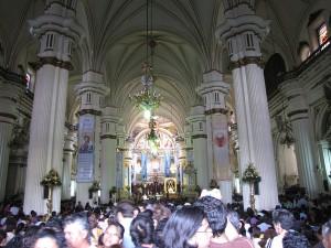 cathedral guadalajara