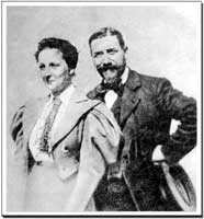Elisabeth Leseur and husband, Felix