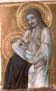 Catherine of Siena and Jesus